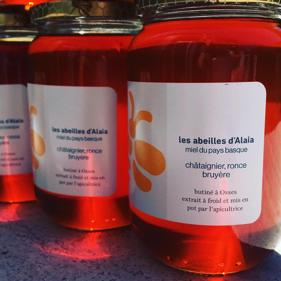 Les miel des cuisines de barbara